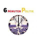 Politik Podcast Empfehlung: 6 Minuten Politik Podcast