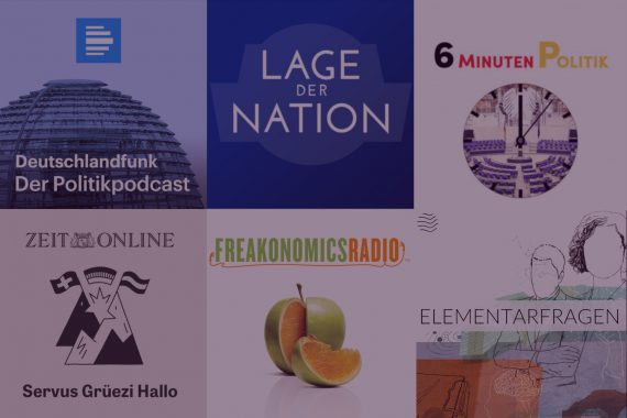 Politik Podcasts Empfehlungen: Dies sind die vielleicht besten deutschen Politik-Podcasts.