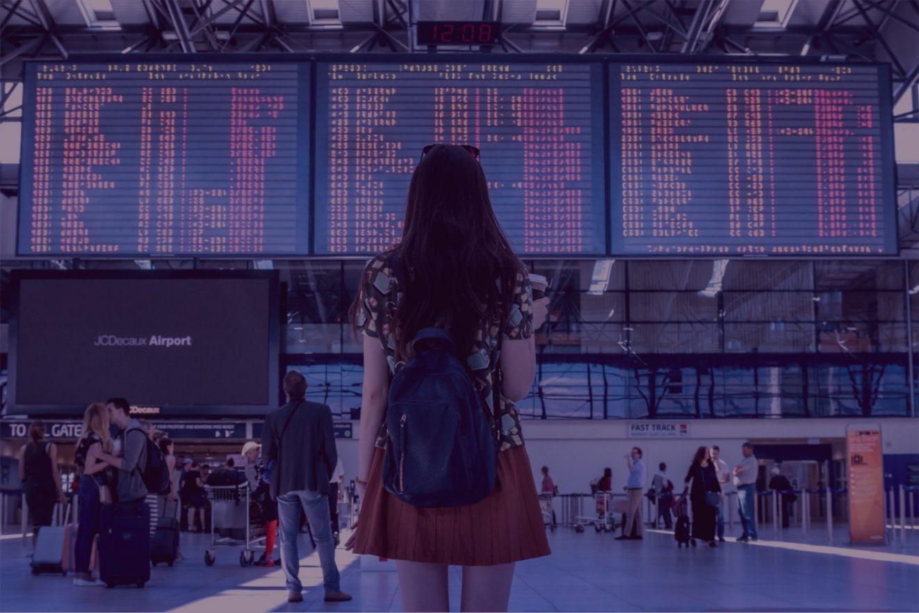 FOlge 19 von Y Politik: Inlandsflüge verbieten für das Klima. Auch ohne Fliegen reisen.