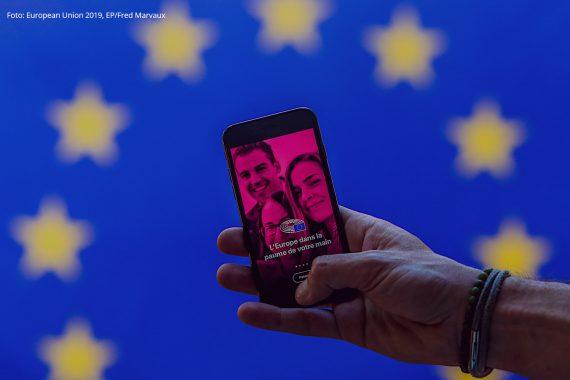 Y Politik-Podcast über die Europawahl 2019: wir brauchen eine europäische Öffentlichkeit.