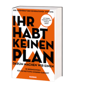 """Cover des Buches """"Ihr habt keinen Plan, darum machen wir einen!"""""""