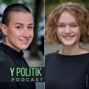 """Fotos der Autorinnen Franziska Heinisch (20) und Hannah Lübbert (18) """"Ihr habt keinen Plan, arum machen wir einen!"""""""